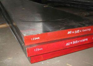 1.2344 H13 SKD61 инструментальная сталь плоская