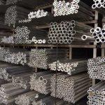Алюминиевая труба 6082, 5083, 5086, 5052, 6063, 7075, 1100 труба