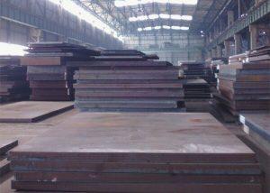 NM500 NM400 Высокопрочный износостойкий стальной лист