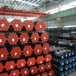 API 5L, API 5CT, ASTM A106 / A53, DIN 2391, EN10305, EN10210 Бесшовные стальные трубы из углеродного сплава