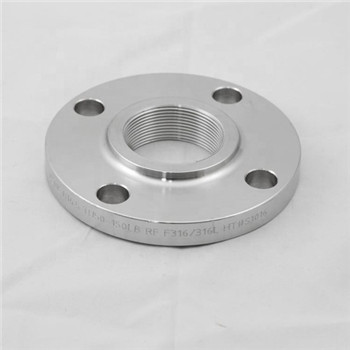 ANSI B16.5 & GB Standard Forged Stainless Steel Plate Flat Flanges Cdfl761