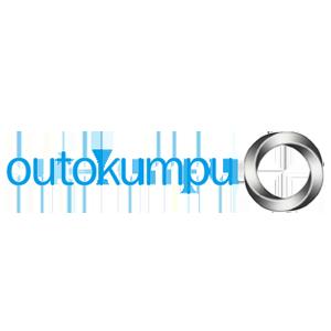 Логотип Outokumpu