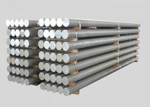 1080,2A11,3003,4A11,5754,6082,7A05 Алюминиевый стержень из сплава