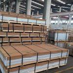 1050,3003,5052,5754,7075,8011 Пластина / лист из сплава алюминия