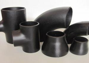 Фитинги из углеродистой стали ASTM / ASME A234 WPB-WPC A420-WPL6