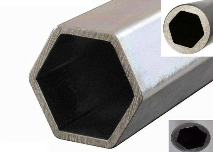 201/202/301 / 409L / 416 Шестигранная труба / труба из нержавеющей стали