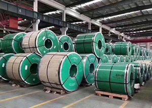 Катушка из нержавеющей стали с ASTM JIS DIN GB