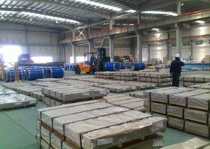 X10CrAlSi13 / 1.4724 стальной лист / плита