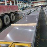 S32750 S32205 2205 2507 904L S31803 Дуплексный лист из нержавеющей стали